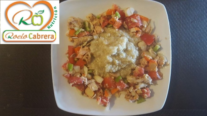 aliño de quinoa