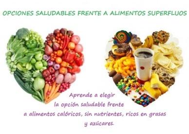 comida-saludable-vs-comida-basura